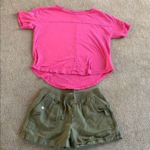 Gap girls large outfit